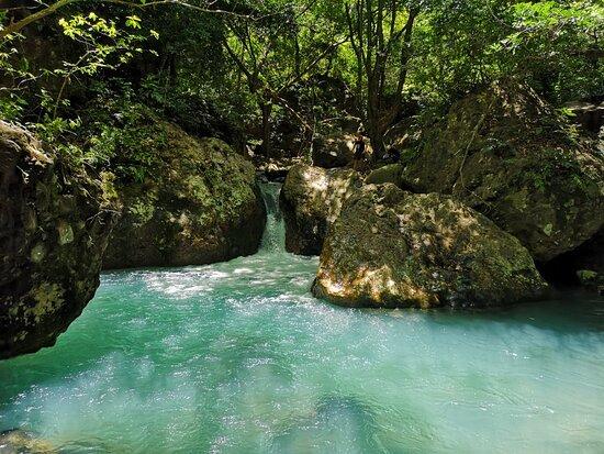 La Leona Waterfall