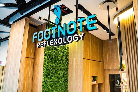 FootNote Reflexology