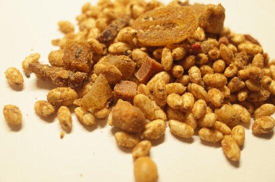 "Granola ""Thangka"" - Tibet and Bhutanese granola"