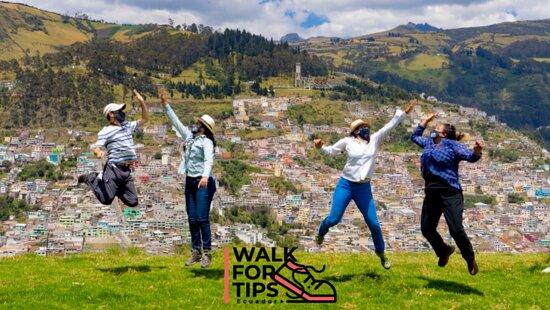 Walk For Tips Ecuador