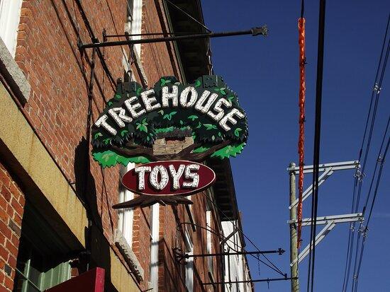 Treehouse Toys Ltd