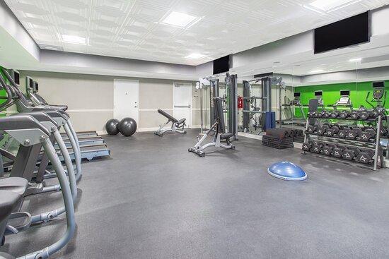 Holiday Inn Boca Raton North Fitness Center hotel amenities