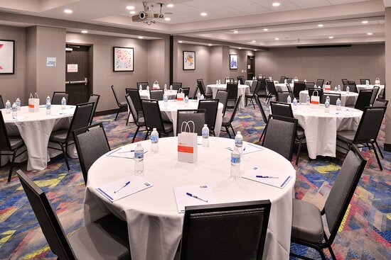 Our Ballroom is ready for your event