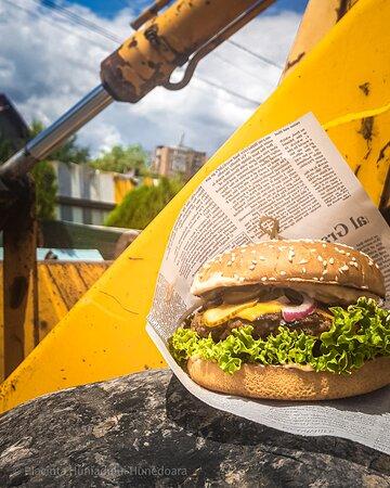 The Cheeseburger ❤🍔