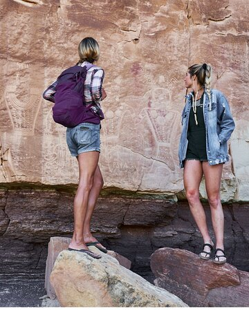 McConkie Ranch Petroglyphs are a must see!