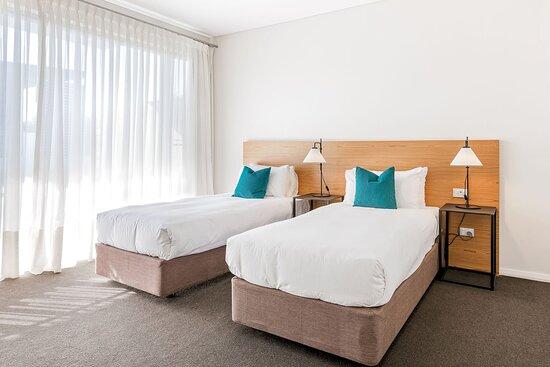 3 Bedroom Ocean View Villa Twin Option