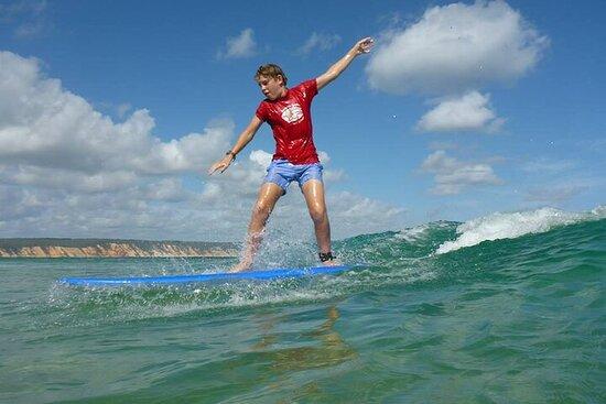 Lezione di surf Rainbow Beach 2 ore