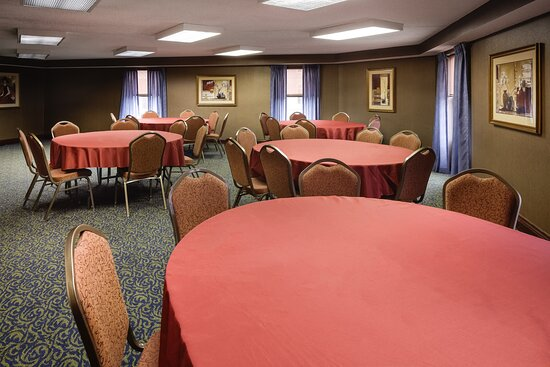 Host your next event in our Hospitality Suite.