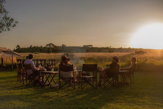 Overview of camp grounds - Picture of Speke's Camp, Masai Mara National Reserve - Tripadvisor