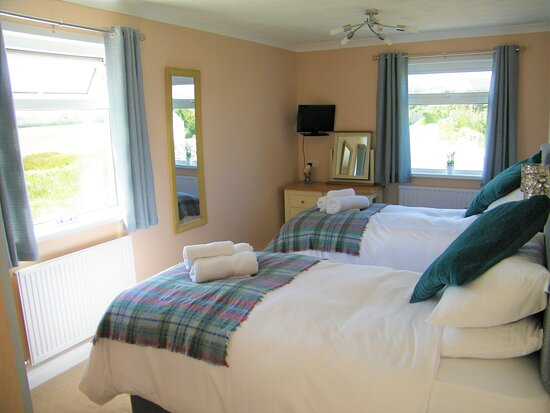 One of our Twin Bedrooms.