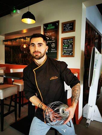 Nico | Pâtissier | Les Frangins