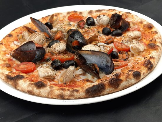 Pizza Voglia di Mare