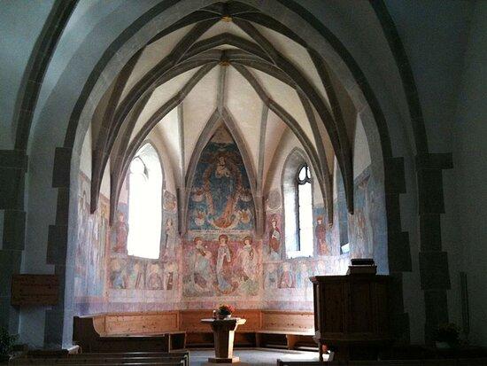 Kirche San Bastian