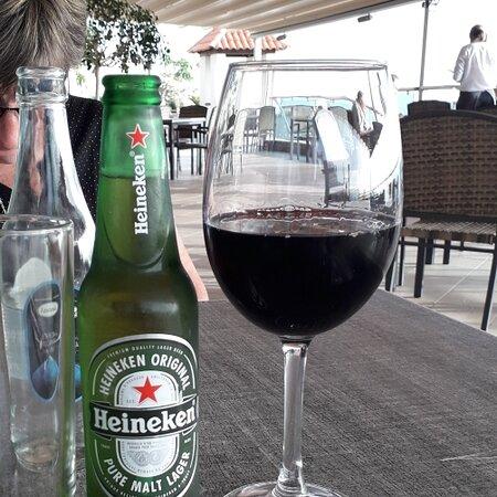 Drinkies plus Bill