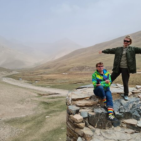 Kyrgyzstan: Наша команда Kolsai Tour, фотографии тура