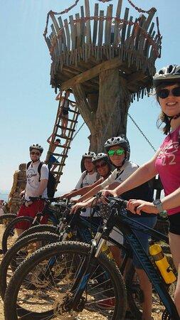 Cape Kamenjak south viewpoint - Kamenjak Adventure - Bike & Kayak tour