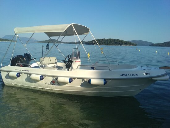 Rental Boat Ionion Marine