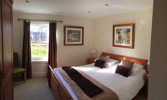 Double super king bedroom in Somerled at Garmoran Square