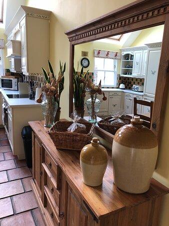 Kitchen in Somerled at Garmoran Square