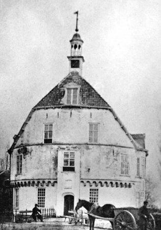 Foto Geldersche Toren, 1868
