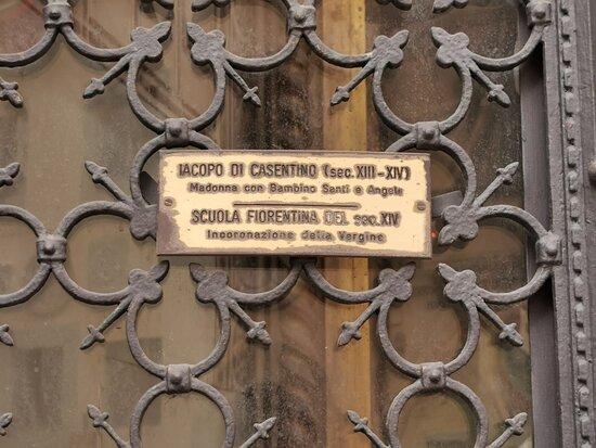 Tabernacolo Di Santa Maria Della Tromba