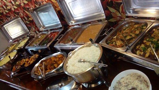 Comida Caseira tipica do interior e saudável.