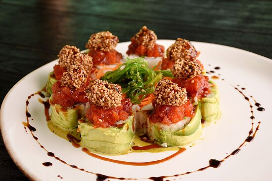 Avocado Tuna Roll