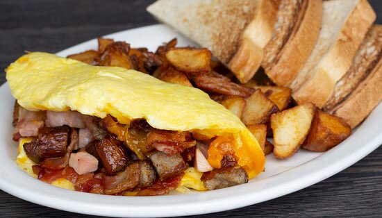 Meatlovers Omelet