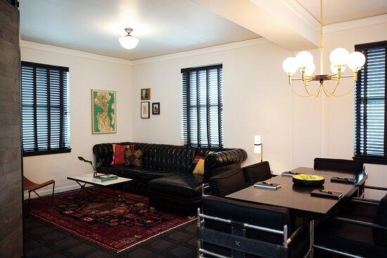 Belltown Suite Setup