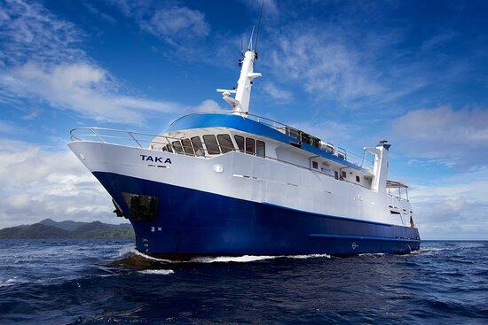 Honiara, Quần đảo Solomon: MV Solomons PNG Master