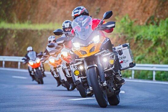 Tour in moto di 5 giorni (fantastico regno di Lanna) da Chiang Mai