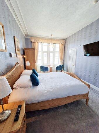 Deluxe Sea View Kingsize room 7