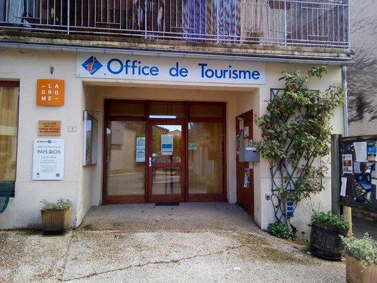 Office de Tourisme du Pays Diois - bureau de Luc-en-Diois