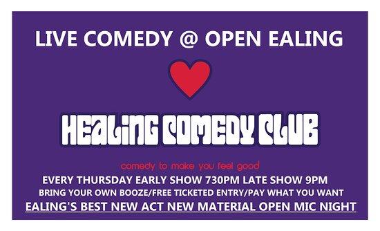Healing Comedy Club