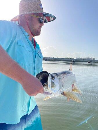 Light Tackle Tarpon & Snook Fishing Charter Photo