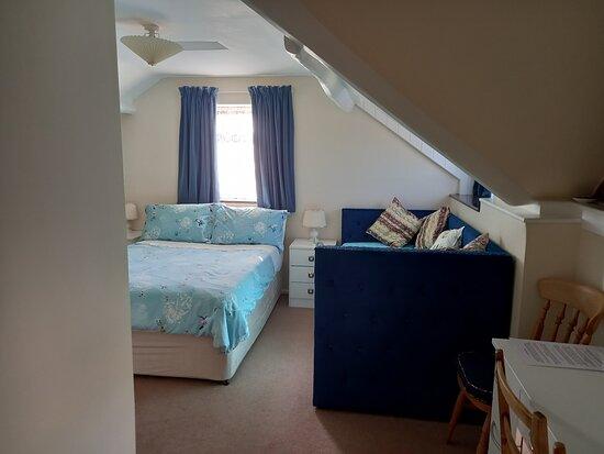 The Sidings double/family room