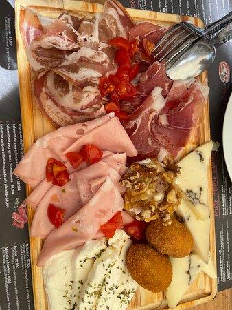 Authentic Italian cuisine!