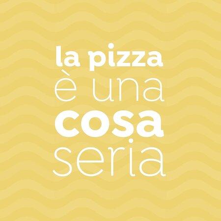 la pizza è una cosa seria