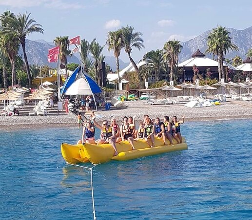 Fantastic Water Sports