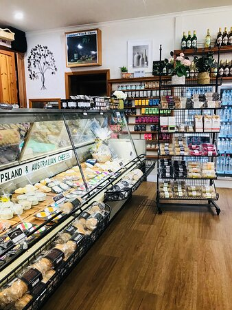 Yarragon, Úc: Gippsland Food and Wine