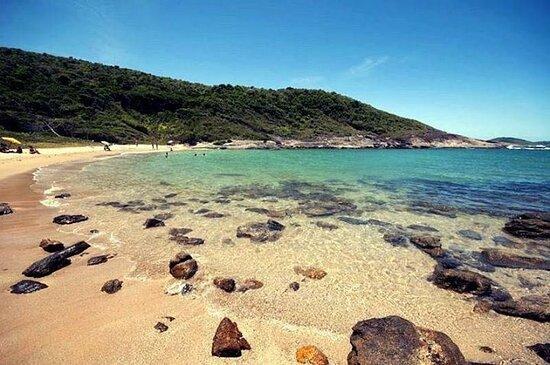 Praia do Ermitão!