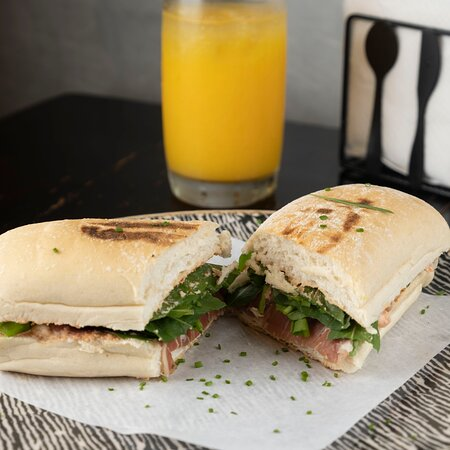 Sanduiche de Parma