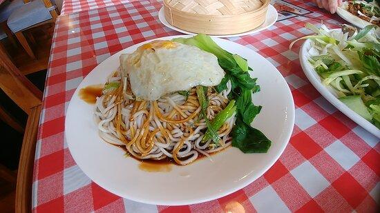 Scallion Noodles
