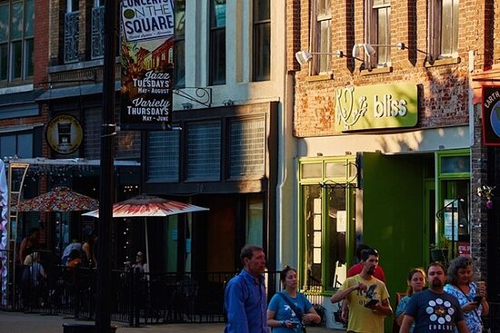 Knoxville's Country Music Heritage: A Self-Guided Audio Tour