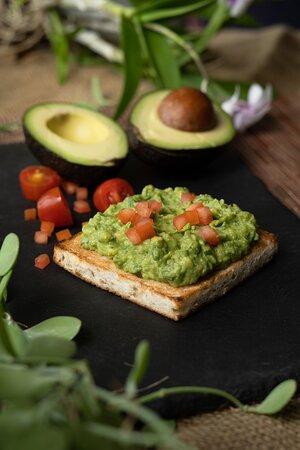 Breakfast - Avocado On Toast