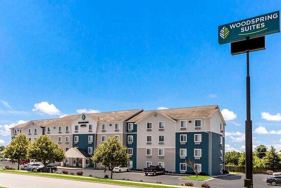 WoodSpring Suites Springdale