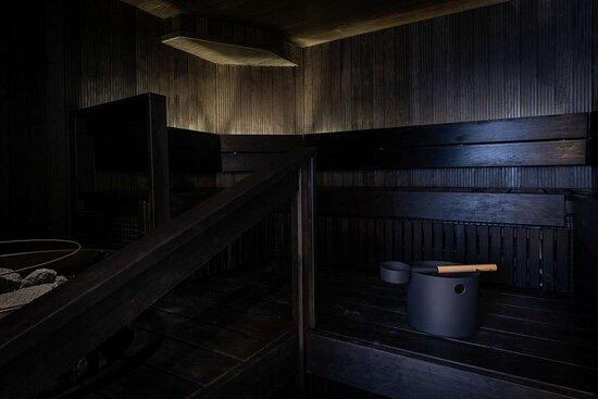 Womens sauna
