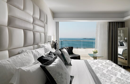 Presidential Suite Bedroom View