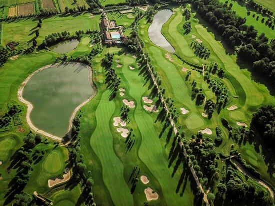 Prato, Italia: Arnold Palmer 18 Holes