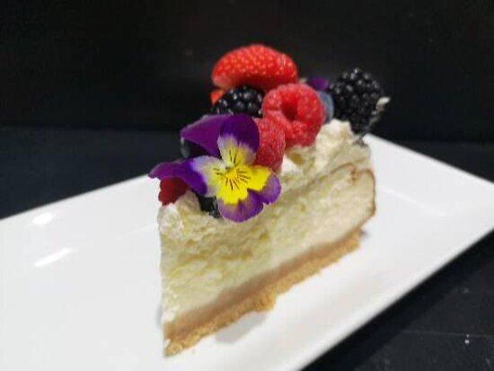 Bandon, Ierland: Cheesecake